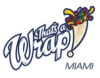 That's A Wrap Miami!