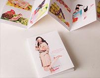 LK Bennett by Caroline Issa SS 2013 Lookbook