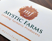 Mystic Farms - Branding