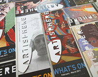 Artisphere Brochure Collection