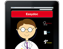 EasyDoc - Ipad Application