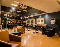 TG Barberia Interiorismo / Branding