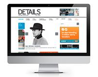 Details Homepage Refresh