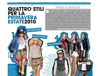 Lungolivigno Fashion Magazine P/E 2010