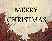 Christmas cards design in 2016