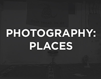 Photography: Places