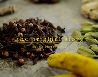The Original Story - A food web series
