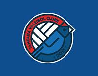 Escudo Tangará Voleibol Clube