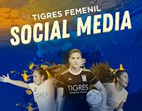 SOCIAL MEDIA / TIGRES FEMENIL