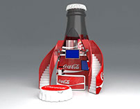 Coco Cola Booth