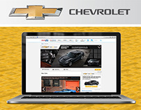 Chevrolet Online Advertising