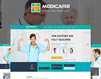 Medical and Health Responsive WordPress Theme