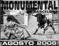 La Lucha: Barcelona Bull Fighting