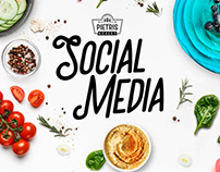 Social Media Marketing-Pietris Bakery