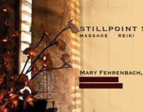 Stillpoint Studio Business Card