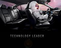 2013 Accord launch - Magzine Ad