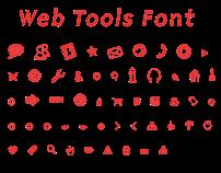 Web Tools Free Font