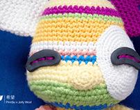 MOJU 希望 / MOJU Knitting Dolls