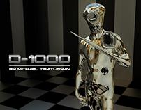 D-1000 (Sculpture)