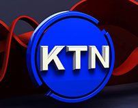 KTN Logo 3D Render