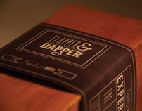 Flapper and Dapper Package Design