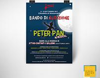 """Visual Design for """"Peter Pan In Musical"""""""