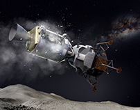 Apollo 13 Illustration