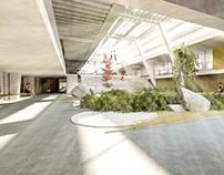 Innovation Square Centre. Torino