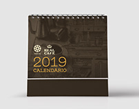 Calendário Realcafé 2019