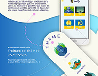 Bachelor Design Graphique - Spécialisation Web #2