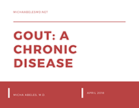 Gout: A Chronic Disease