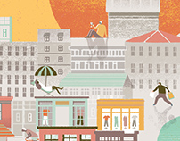 SHOP Instanbul - Cover Illustration