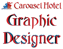 Carousel Hotel Graphic Design/Marketing