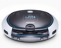 Samsung VR5000  - Robot Vacuum Cleaner(2015)