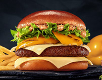 McDonald's | Food retouch