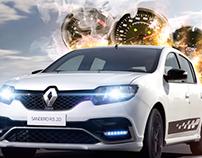 Renault - Promoção Novo Sandero R.S. 2.0
