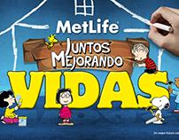 Metlife, Juntos Mejorando Vidas