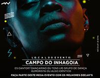 Cartaz - Campo Do Inhagoia