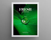 » FRESH MAGAZINE | Vol. 2