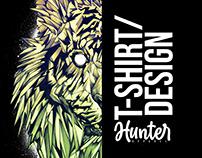 Tiger street - t-shirt design