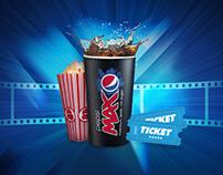 Pepsi Max Facebook content