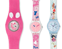 Design for Swatch