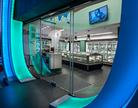 Corealis Concept Stores