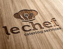 Le Chef Logo Template