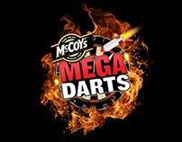 McCoys Mega Darts Game