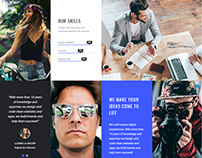 Beyond WordPress Theme All-In-One Template