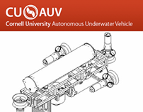 Cornell University Autonomous Underwater Vehicle Team
