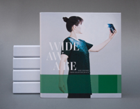 Editorial Design – WIDE AWAKE