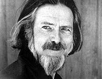 Alan Watts - Video meditation