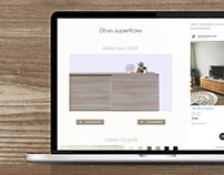 De Buena Madera - Diseño Web